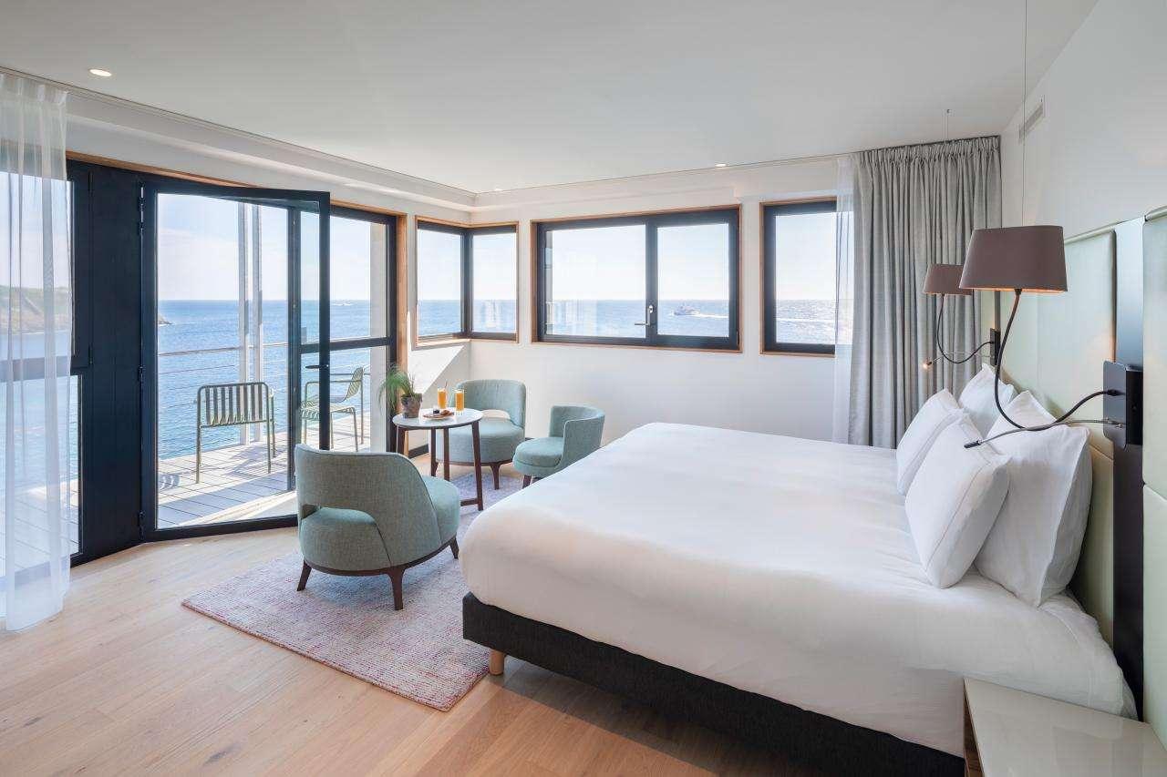 Hotel Sainte-Barbe - Room