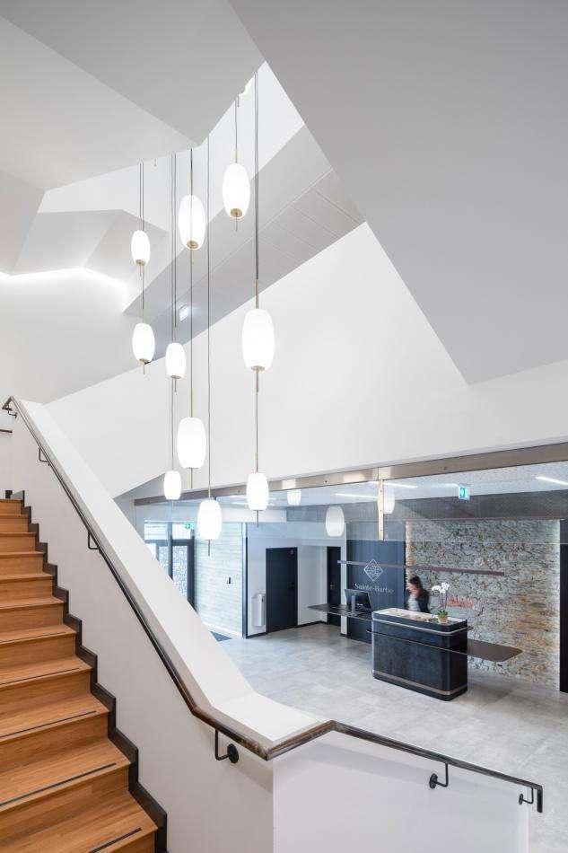 Hôtel Sainte-Barbe - Réception