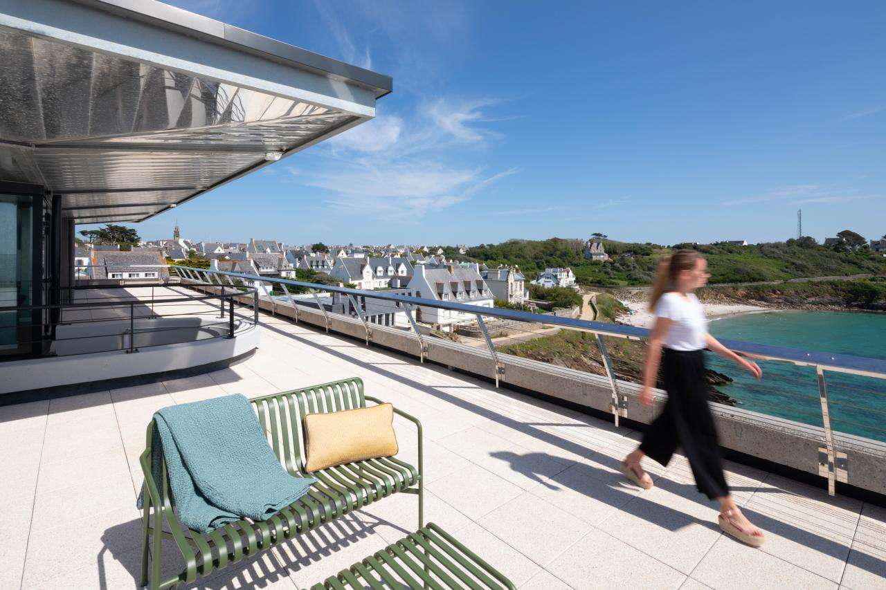 Hotel Sainte-Barbe - Rooftop